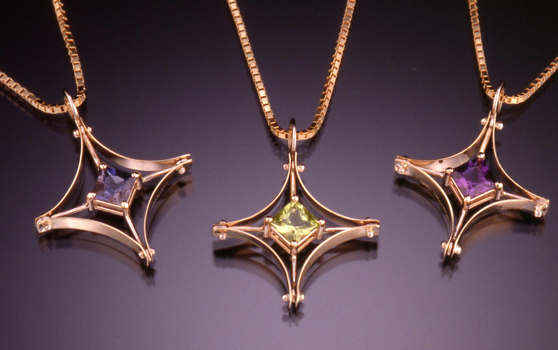 Princess pendants