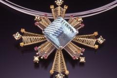 Rubicon necklace