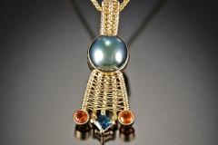 Sticks & Stones Tahitian Pearl