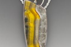 Fandango Bumble Bee onyx yellow sapphire